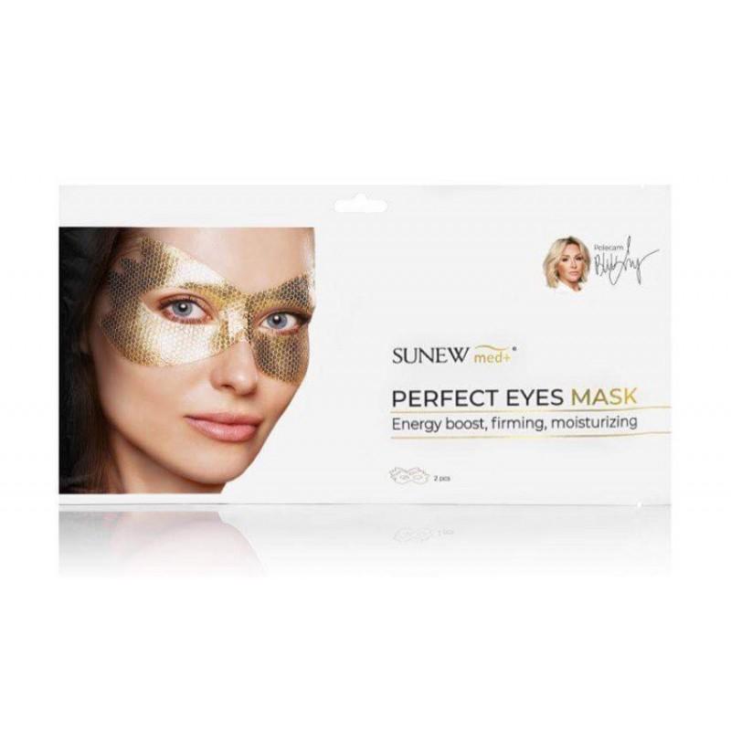 Aktywna Maska Płatkowa Intensywna Regeneracja Oczu Oferta