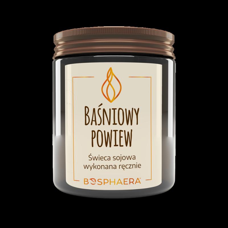 Sojowa świeca zapachowa Baśniowy powiew