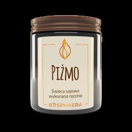 Sojowa świeca zapachowa Piżmo