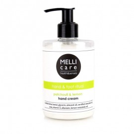 patchouli & lemon hand cream 300ml