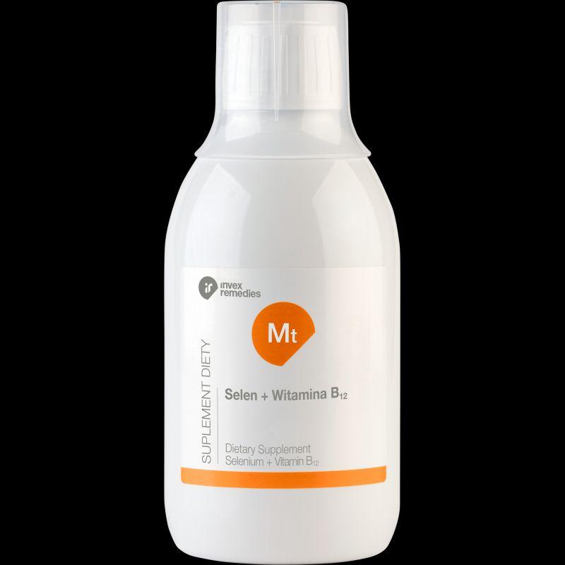 Suplement diety Mt Selen+Witamina B12